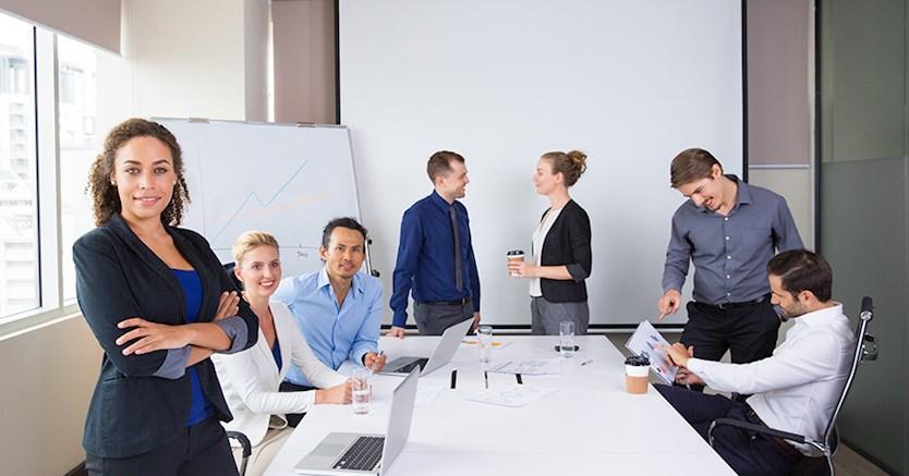 جلسات کاری با حضور هشت نفر، پربارتر برگزار میشود